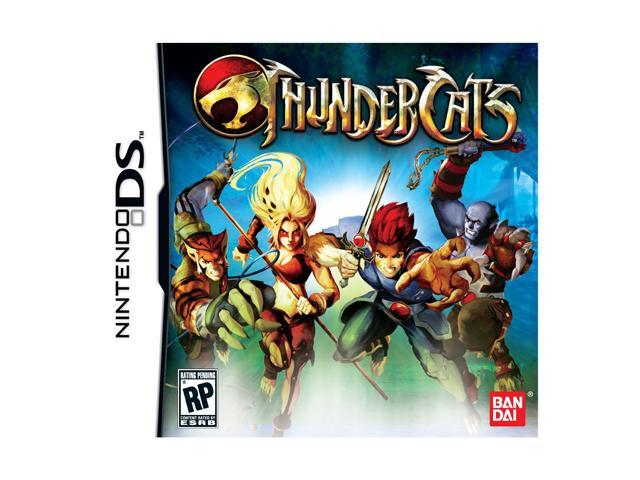 Thundercats Nintendo 3DS Game