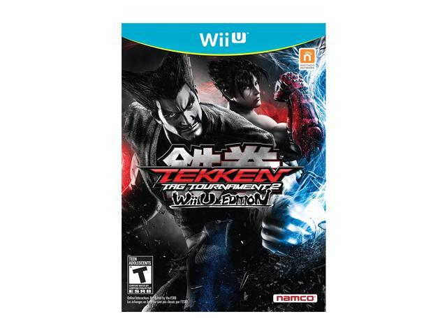 Tekken Tag Tournament 2 Wii U Games