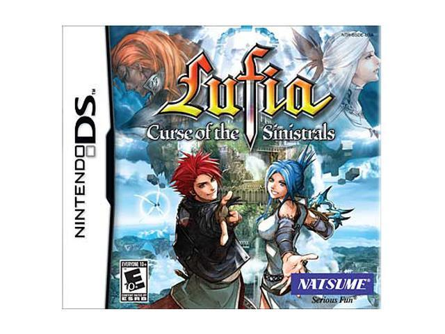 Lufia: Curse of the Sinistrals Nintendo DS Game