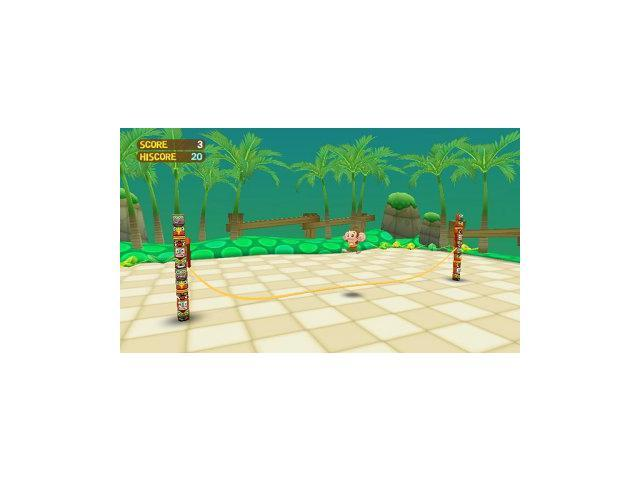 Super Monkey Ball: Banana Blitz Wii Game SEGA