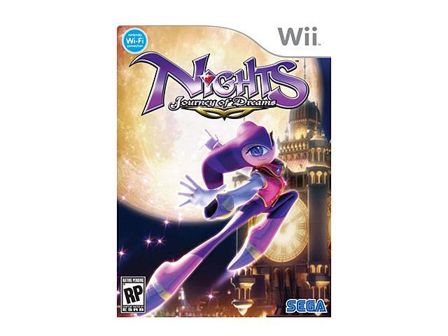 Nights: Journey Into Dreams Wii Game