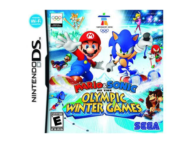 Mario & Sonic at the Olympic Winter Games | Sonic News ...