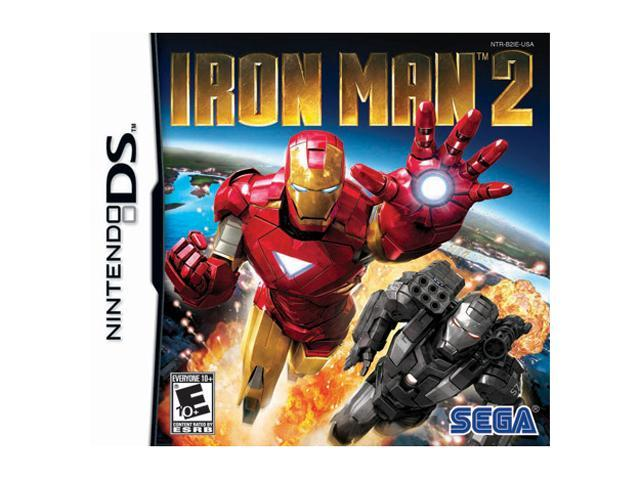 Iron Man 2 Nintendo DS Game