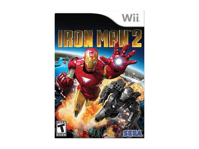 Iron Man 2 Wii Game