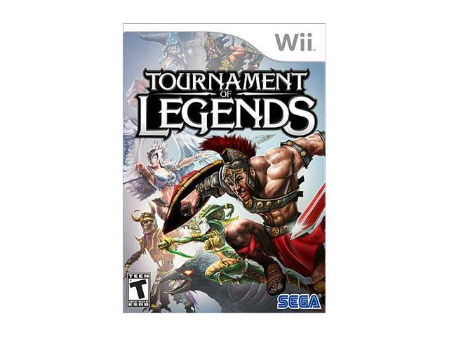 Tournament of Legends Wii Game