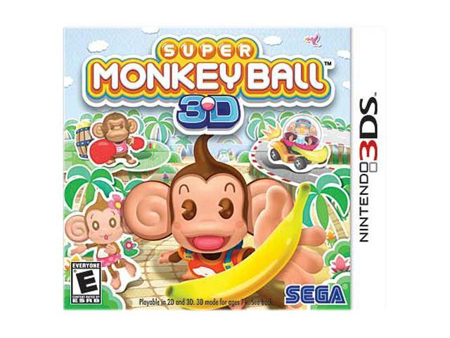 Super Monkey Ball Nintendo 3DS