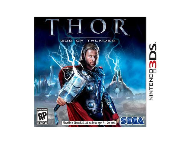 Thor 3DS Nintendo 3DS Game