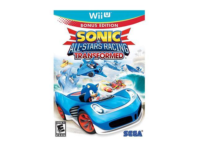 Sonic & All-Stars Racing Transformed Nintendo Wii U
