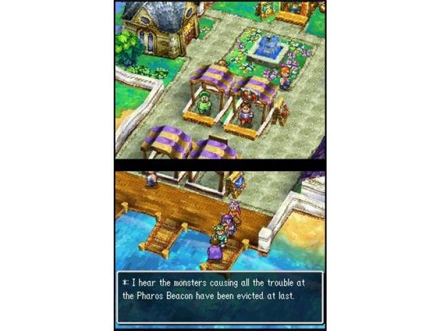 Dragon Quest IV - Chapters of the Chosen Nintendo DS Game SQUARE ENIX