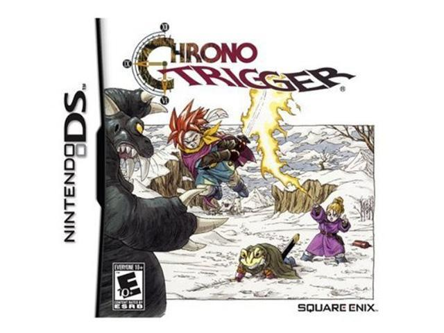 Chrono Trigger Nintendo DS Game