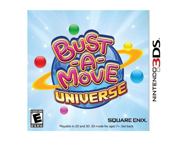 Bust-a-Move Universe Nintendo 3DS