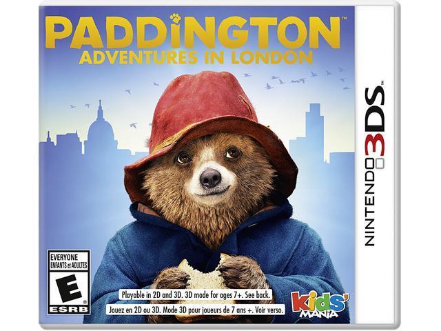 PADDINGTON: Advanture in London Nintendo 3DS