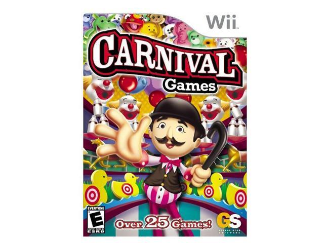 Carnival Games Wii Game