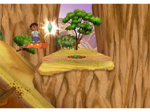 Go Diego Go: Safari Rescue Wii Game 2K GAMES