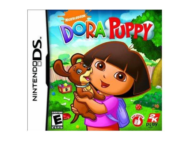 Dora the Explorer: Dora Puppy Nintendo DS Game