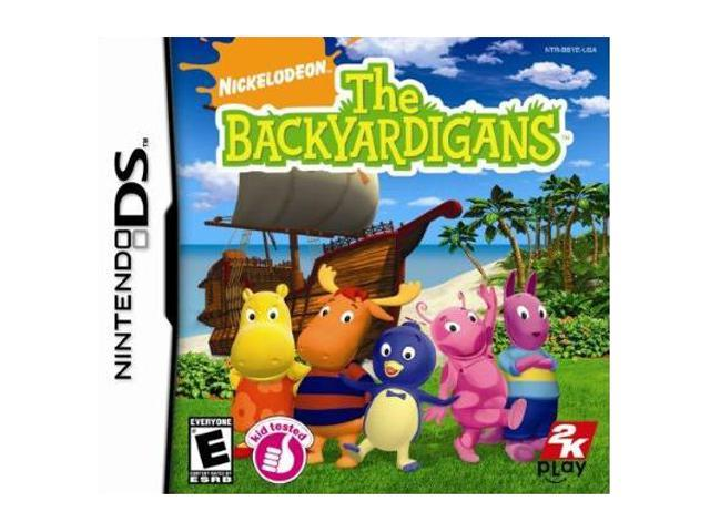 The Backyardigans Nintendo DS Game