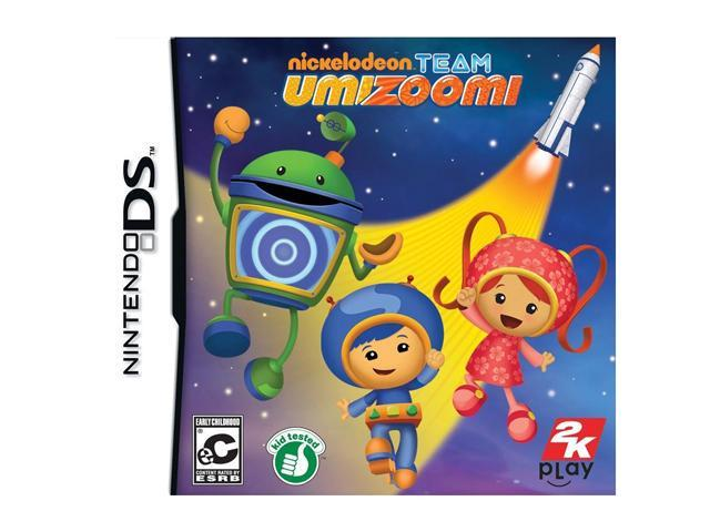 Team Umizoomi Nintendo DS Game