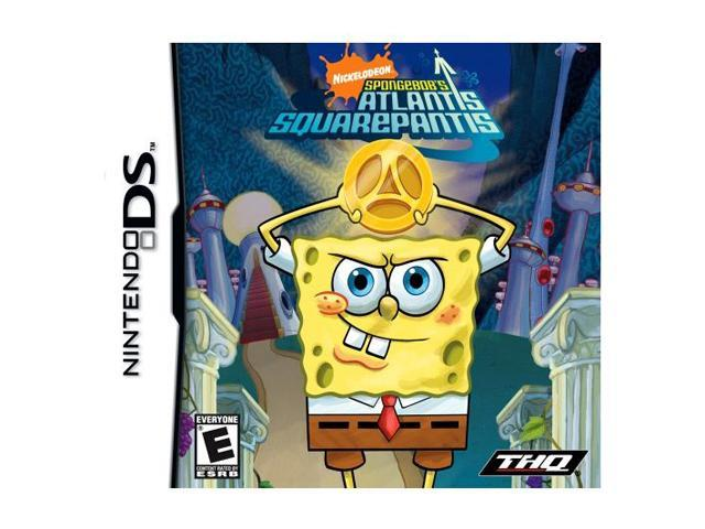 SpongeBob SquarePants: Atlantis Squarepantis for Nintendo DS