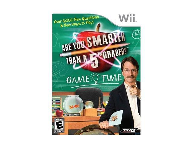 Are You Smarter Than A 5th Grader? Game Time Achievements
