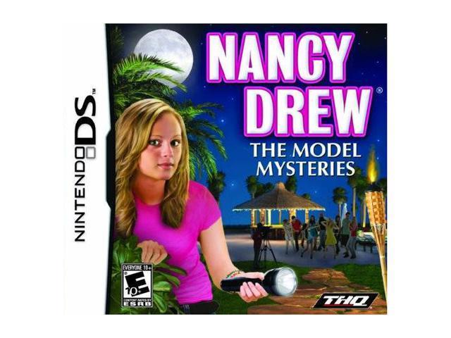Nancy Drew: Model Mysteries Nintendo DS Game