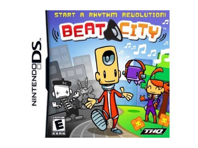 Beat City Nintendo DS Game