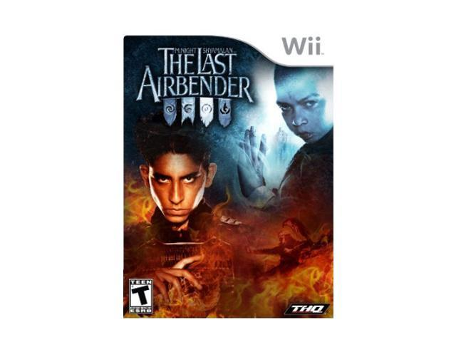 Avatar: The Last Airbender Wii Game