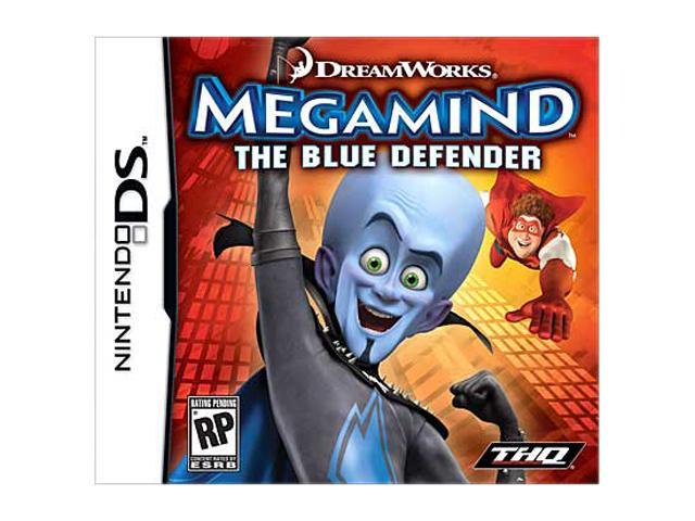 Megamind Nintendo DS Game