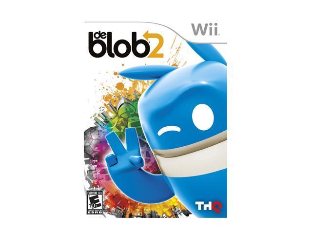 De Blob 2: Underground Wii Game