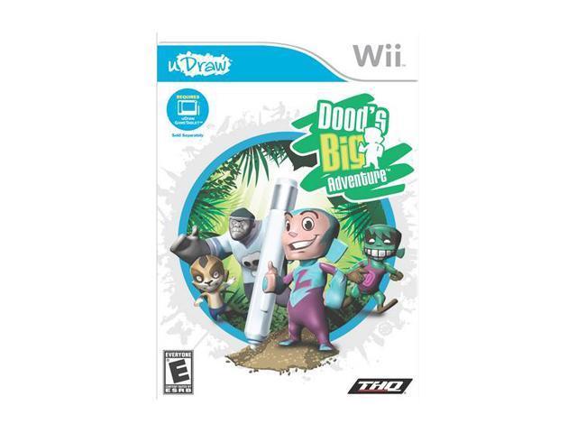 Dood's Big Adventure Wii Game