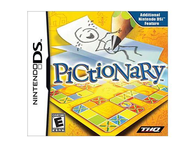 Pictionary Nintendo DS Game