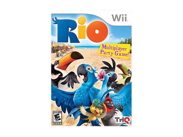 Rio Wii Game