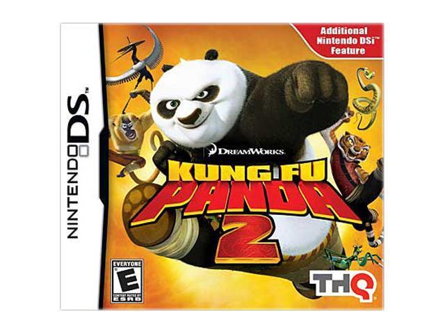Kung Fu Panda 2 Nintendo DS Game