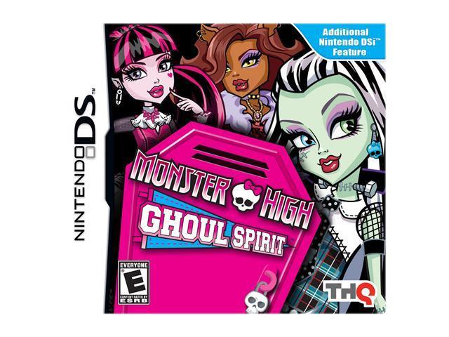 Monster High: Ghoul Spirit for Nintendo DS