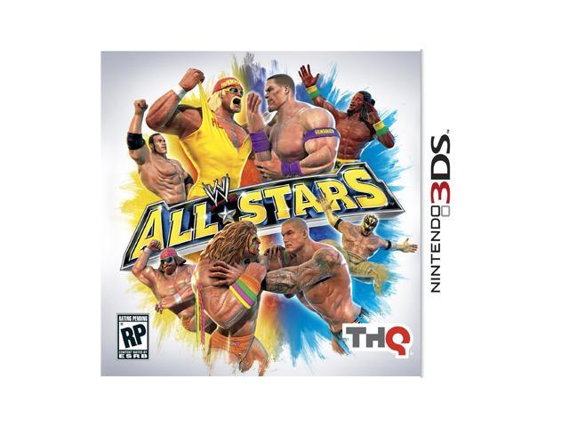 WWE All-Stars Nintendo 3DS Game