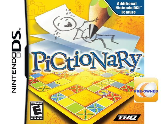 Pre-owned Pictionary  DS