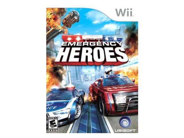 Emergency Heroes Wii Game