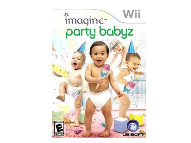 Imagine: Party Babyz Wii Game