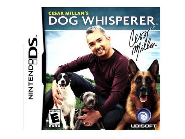 Cesar Milan's Dog Whisperer Nintendo DS Game