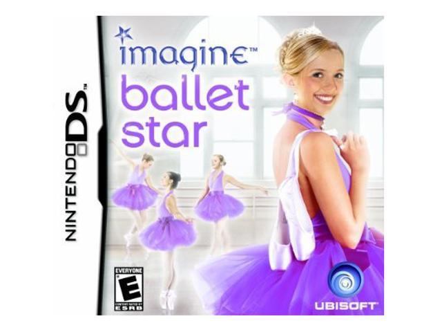Imagine: Ballet Star Nintendo DS Game