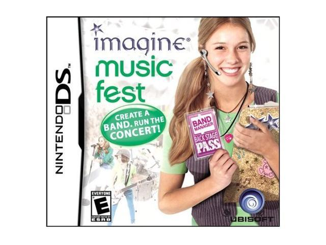 Imagine: Music Fest Nintendo DS Game