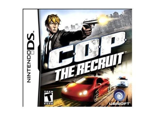 COP: the Recruit Nintendo DS Game