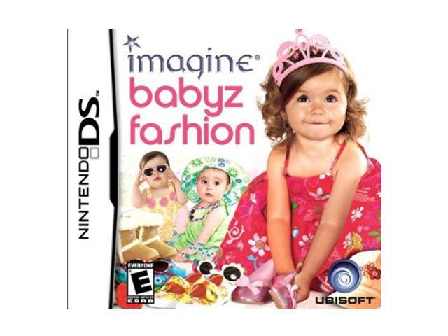 Imagine: Babyz Fashion Nintendo DS Game