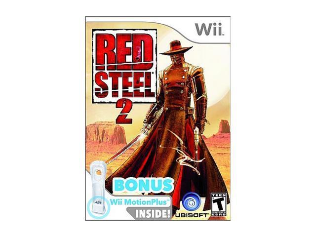 Red Steel 2 Wii Motion Plus Bundle Wii Game
