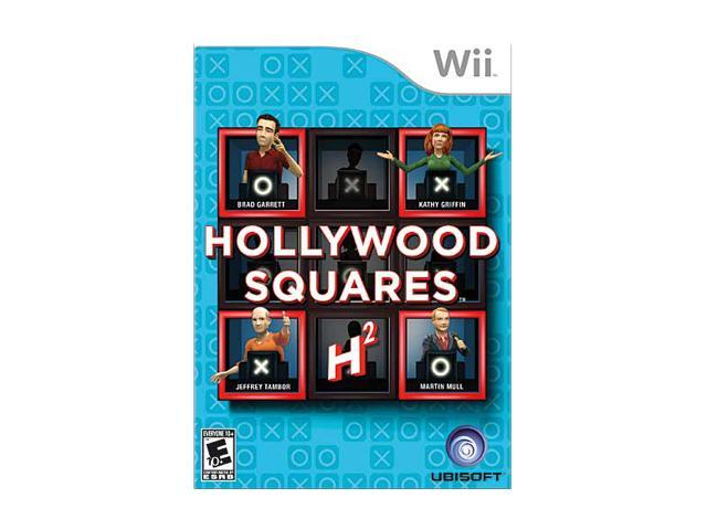 Hollywood Squares Wii Game