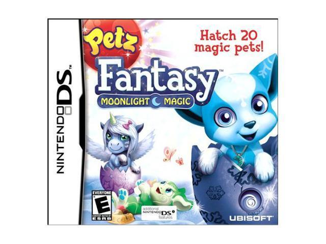 Petz Fantasy: Moonlight Magic Nintendo DS Game