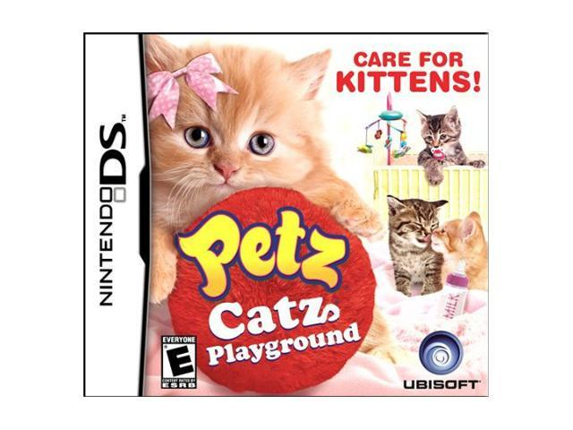 Petz Catz Playground Nintendo DS Game