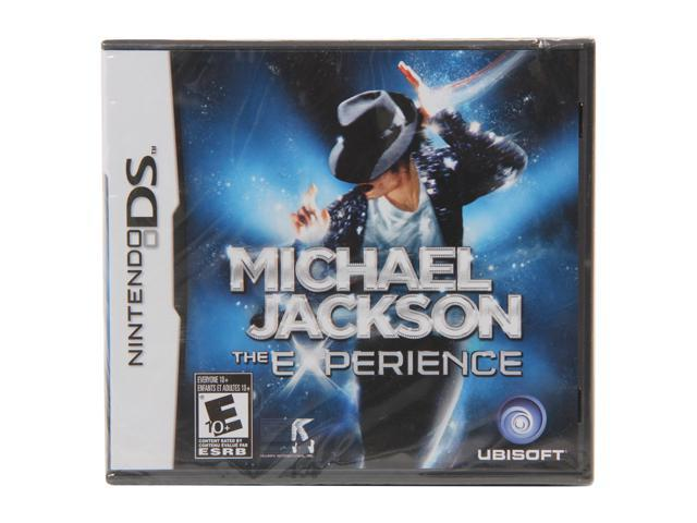Michael Jackson Experience Nintendo DS Game