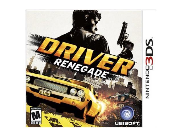 Driver: Renegade Nintendo 3DS Game