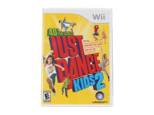 Just Dance Kids 2 Wii Game