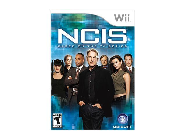 NCIS Wii Game